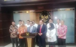 Pimpinan KPK Termui Mahfud, Bahas Apa? - JPNN.com