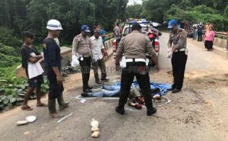 Innalillahi,Andreas Tanan Ditemukan Sudah Tak Bernyawa di Jalan - JPNN.com