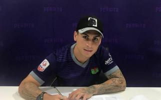 Persita Rekrut Mantan Pemain River Plate - JPNN.com