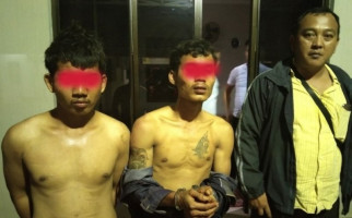 Rendi dan Hambali Ditangkap saat Beraksi - JPNN.com