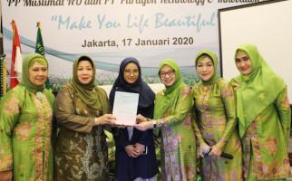 Muslimat Nu Ajak Perempuan Tingkatkan Kemandirian Ekonomi - JPNN.com