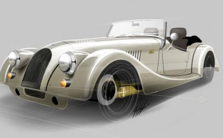 Morgan Plus 4 Roadster Edisi Khusus Hanya 20 Unit - JPNN.com