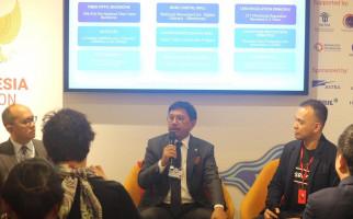 Menkominfo Paparkan Strategi Pemerintah Dukung Ekosistem Ekonomi Digital di WEF Davos - JPNN.com
