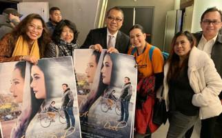 Perdana Tayang, Film Akhir Kisah Cinta Si Doel Ramai Penonton di Belanda - JPNN.com