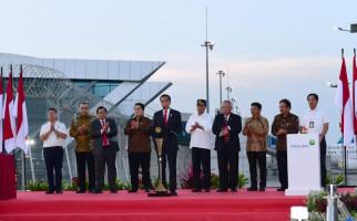 4 Fasilitas Bandara Soetta Diresmikan Presiden Jokowi, Kapasitas Penerbangan Meningkat - JPNN.com