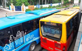 Pemprov DKI Kembali Pangkas Jam Operasional Transportasi Umum, Ini Jadwal Lengkapnya - JPNN.com