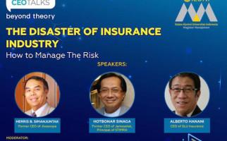 ILUNI MMUI Menyoroti Persoalan Industri Asuransi - JPNN.com