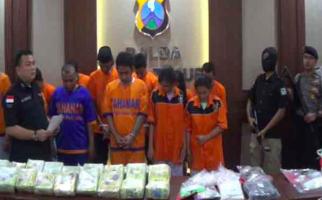 Menyelundupkan 30 kg Sabu-Sabu ke Indonesia, Dapat Bayaran Rp 134 Juta - JPNN.com