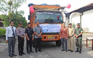 Bea Cukai Sibolga Bersama PT Mujur Timber Luncurkan Ekspor Perdana Kayu Lapis - JPNN.com