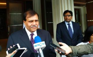 Bertemu Mahfud MD, Dubes Pakistan Sampaikan Pesan Perdamaian - JPNN.com