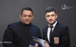 Bandara Dushanbe Tajikisktan Ditutup, Gelandang Borneo FC Kesulitan Pulang Kampung - JPNN.com