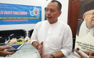 Karyono Sentil Gaya Komunikasi Pemerintah dalam Mengatasi COVID-19 - JPNN.com