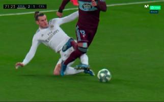 Seharusnya Gareth Bale Diusir dari Laga Real Madrid Vs Celta Vigo - JPNN.com