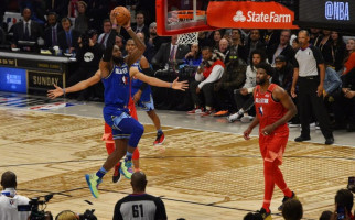 Tim LeBron Menangi Gim NBA All Star 2020, Kawhi Leonard MVP - JPNN.com
