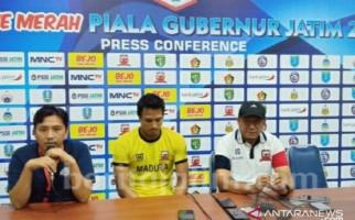 RD Evaluasi Menyeluruh Timnya setelah Gagal Melaju ke Final Piala Gubernur Jatim - JPNN.com