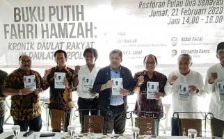 Fahri Hamzah Keluarkan Buku Putih - JPNN.com