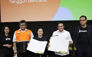 GoJek Kerja Bareng BNPB Tanggulangi Bencana - JPNN.com