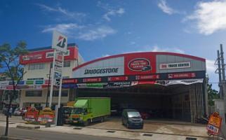 Bridgestone Resmikan Pusat Ban Truk di Tangerang - JPNN.com