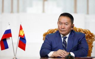 Pulang dari Tiongkok, Presiden Mongolia Dikarantina 14 Hari - JPNN.com
