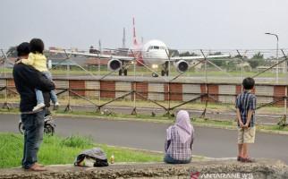 Pengumuman, Bandara Husein Sastranegara Hentikan Sementara Penerbangan Internasional - JPNN.com