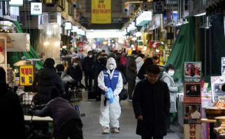Jumlah Kasus Virus Corona di Luar Tiongkok Tembus 10 Ribu, Setengahnya di Negara Ini - JPNN.com