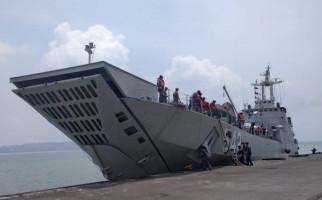 Satuan Kapal Amfibi Gelar Operasi Pengamanan di Wilayah Perbatasan Ambalat - JPNN.com