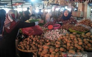 Emak-emak, Catat ya, Pasar Ini Melayani Belanja Online, Sayuran Diantar - JPNN.com