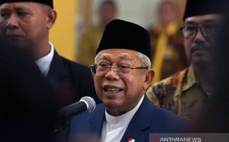 Wapres Ma'ruf Amin: Negara Ini Sedang Menghadapi Tantangan - JPNN.com