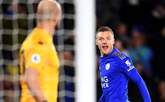 Klasemen Liga Inggris: Leicester City Fantastis, Jamie Vardy Akhiri Paceklik - JPNN.com