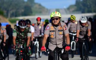 Korlantas Cek Kesiapan Tol Manado-Bitung Jelang Mudik Lebaran - JPNN.com