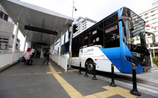 PSBB Jakarta: Transjakarta Ubah Waktu Operasional, Ini Jadwal Terbarunya - JPNN.com