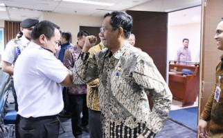 Mahfud MD: Penyusunan RPP Keamanan Laut Jangan Diperdebatkan Lagi - JPNN.com