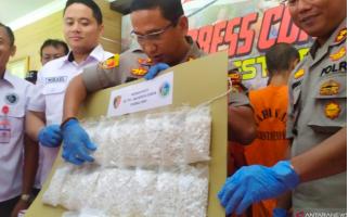Jualan Narkoba, Sepasang Kekasih Setia Bersama di Penjara - JPNN.com