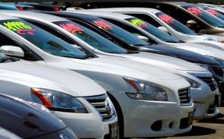 Imbas Lockdown, Penjualan Mobil di Amerika Serikat Anjlok 80 Persen - JPNN.com