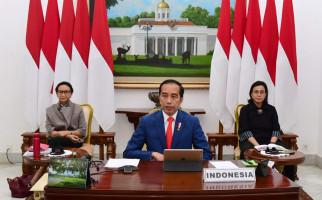 Pak Jokowi Memang Kuat dan Luar Biasa, Baru Ditinggal Ibu Sudah Urus Negara - JPNN.com
