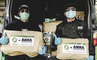 Atta Halilintar Bantu Paramedis Atasi Corona, Triawan Munaf: Salut! - JPNN.com