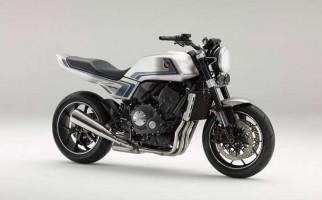 Honda CB-F Concept, Ikon Baru Pasar Motor Retro Modern - JPNN.com
