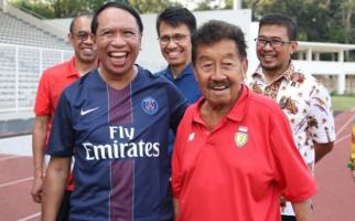 Menpora: Jasa Bob Hasan untuk Olahraga Indonesia dan Atletik Luar Biasa - JPNN.com