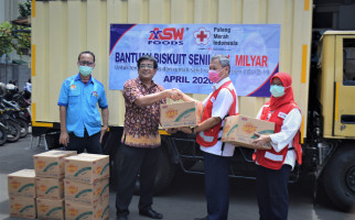 ASW FOODS Salurkan Bantuan Senilai Rp1 Miliar untuk Tim Medis Covid-19 - JPNN.com