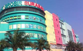 Semua Pedagang Pasar Kapasan dan Pusat Grosir Surabaya Diminta Isolasi Mandiri 14 Hari - JPNN.com