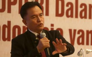 Yusril: Putusan MA Tidak Membatalkan Kemenangan Jokowi-Ma'ruf - JPNN.com