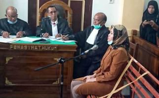Putri Hakim Jamaluddin: Saya Mohon kepada Majelis Hakim Agar Terdakwa Dihukum Mati - JPNN.com