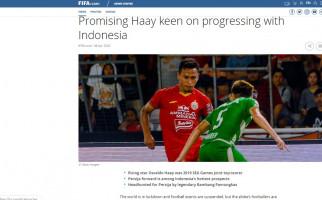 Bangga! FIFA Sebut Osvaldo Haay Pemain Indonesia yang Performanya Terus Meningkat - JPNN.com
