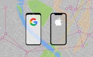 Simak! Begini Cara Kerja Aplikasi Pelacak Covid-19 di Android dan Apple - JPNN.com