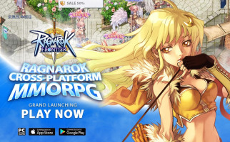 Gim Ragnarok Frontier Sudah Bisa Dimainkan di Indonesia - JPNN.com