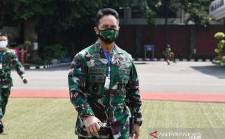 Jenderal Andika Langsung Lakukan Ini Usai Melihat Kondisi Pos TNI di Keerom - JPNN.com