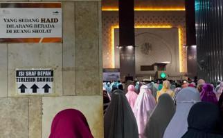Pengurus Masjid dan Musala Jangan Mengeyel, Kehadiran Jemaah Maksimal 50 Persen - JPNN.com