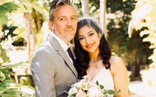 Rahma Azhari dan Paris Chong Ternyata Sudah Menikah Tahun Lalu - JPNN.com
