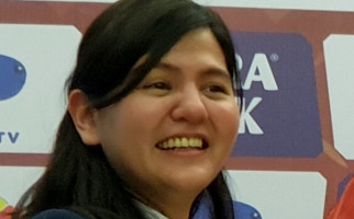Ratu Tisha Kirim Pesan untuk Tolak Tawaran Sriwijaya FC, Ini Alasannya - JPNN.com