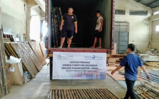 Ekspor Furnitur asal Jawa Tengah ini Masih Berjalan di Tengah Pandemi Corona - JPNN.com
